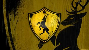 House Baratheon Sigil Wallpaper by GaryckArntzen