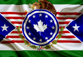 God Bless The United North American States! by EspionageDB7