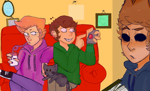 Eddsworld Redraw by sinningpotato