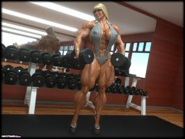 Michelle B Dry Conditioning by Tigersan