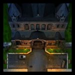 Church tile for boardgame by Erebus74