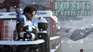 Tomb raider 2: Tibet by doppeL-zgz