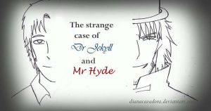 Dr Jekyll and Mr Hyde by DianaCazadora