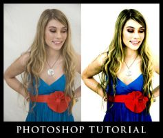 Photoshop Coloring Tutorial 3 by Cutspring