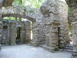 more ruins III by mimose-stock