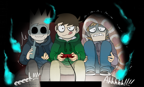 horror game by Rebe921