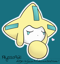 Jirachi by Alyssa921