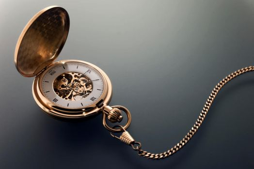 Pocket Watch by cleverless