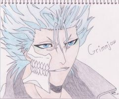 Grimmjow by girliearist