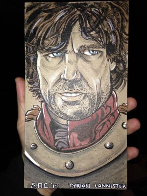 Tyrion Lannister by MARR-PHEOS