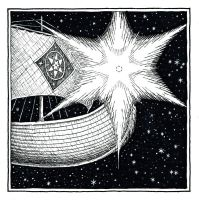 The Star of Earendil (Inktober Day 8) by MatejCadil