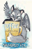 Silvered Fox's Coffee by dhstein