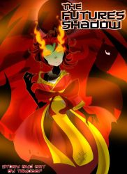 The Future's Shadow By Tendaaf - Promo by blossomfannumerouno
