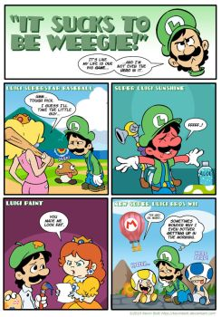 Sucks to be Luigi: Titles by kevinbolk