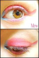 Pokemon Makeup: Mew