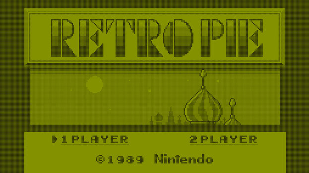 RetroPie - Tetris (Gameboy) by Ryokai