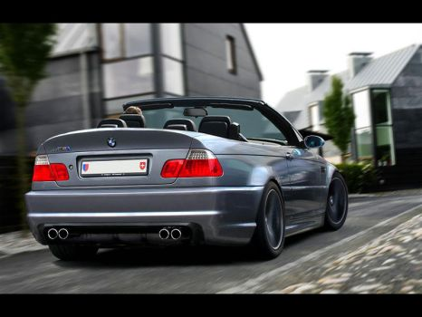 BMW m3 by Hiakesoba