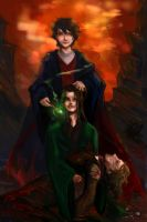 HP My life is forfeit by manira