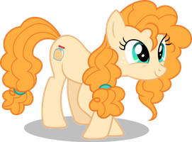 Vector #746 - Pear Butter by DashieSparkle