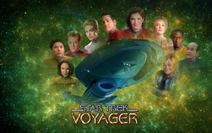 Star Trek Saga - Voyager by Camuska