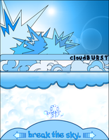 cloudBURST by slrfirestorm