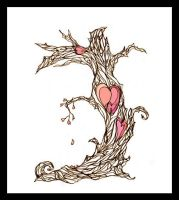 the heart tree by tpants