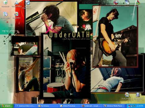 suhweet underoath wallpaper by goodxriddance