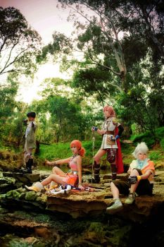 FFXIII: Puppets of Fate by Astellecia