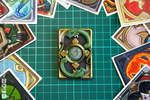 Hearthstone card back - Jade Lotus #7 by MonkeysToybox