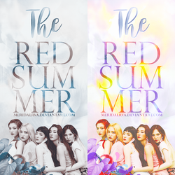 The Red Summer by MeridaErva
