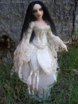 Gothic Bride Doll by LindaJaneThomas