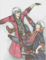devil may cry by emma2tone