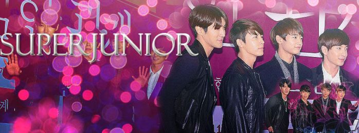 SuperJunior by alwaysnialler