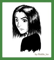 Young Severus by RiddleIce