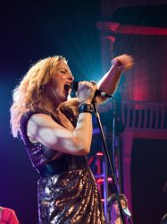Storm Large New Years Eve 2011 by opalmirror