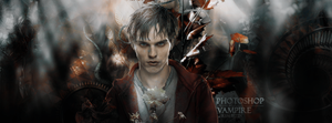 + Warm Bodies // Vampire|Photoshop Cover by IremSezen