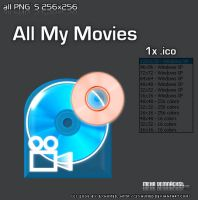 All My Movies by 3xhumed