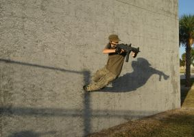 WallRun With Airsoft by Soulkreig