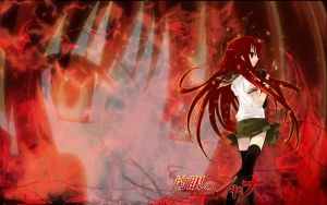 Shakugan no Shana 1 by Blackhawk1804