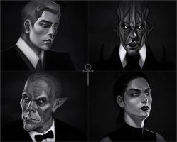 domination of the abominations by synestesi-art