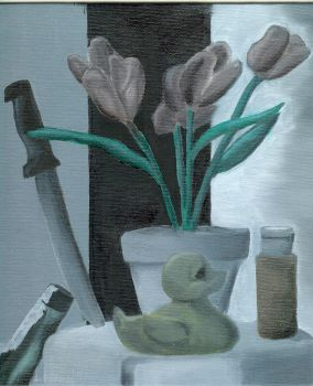I hate all still lifes by iron-lotus