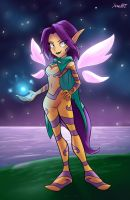 Ly The Fairy by JamoART