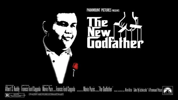The New Godfather Poster (Fan Art) by AzriiantoTeguh