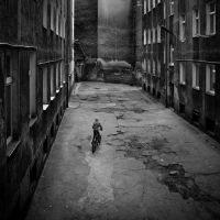 gray life 1 by BelcyrPiotr