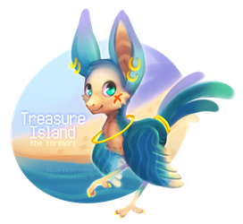 {closed} {Torimori} Treasure Island by Alisenokmice