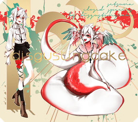 Setsuna 04 - auction (closed) by disgustingcake