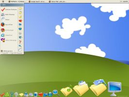 JCONs Bliss Desktop by jatin