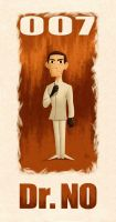 Dr. No by Erich0823