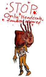 Headcrabs Only by Benshurts