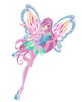 Roxy Tynix PNG by HimoMangaArtist
